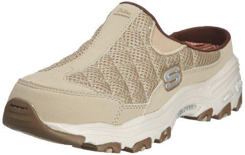 Skechers Women's D'Lites-Blissy Slip-On Sneaker