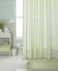 martha stewart shower curtain maidenhair fern