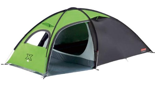 Coleman Phad X3 Backpacking Tent 2010