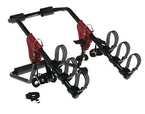 Outback 3-Bike Trunk Mount Rack