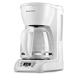Black & Decker DLX1050 12-Cup Programmable Coffeemaker with Glass Carafe from Black & Decker
