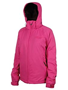 Protest Women's DITSY boardjacket  - Pink Candy, Medium/38 (Old Version)