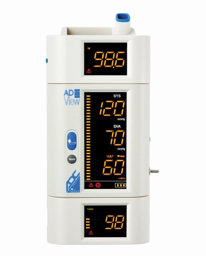 Cheap Adview Diagnostic Station Bp/sp/temp with Desk Wall or Mobile, White, Adult (9001BPSTO)