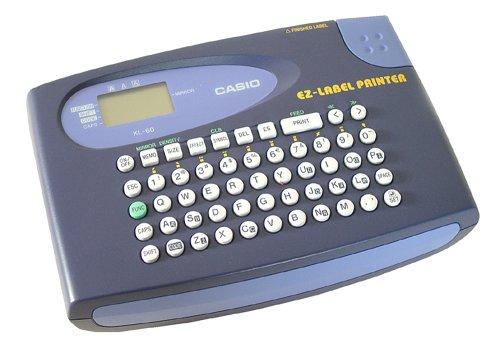 KL-60 Label Printer 207 Symbole, max. 63 Zeichen Speicherkapazität