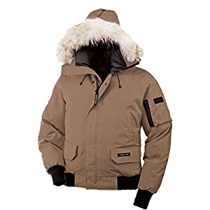 Canada Goose Men's Chilliwack Bomber, Tan, X-Large