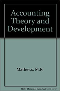 Accounting theory and development