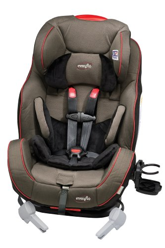 toddler car seat evenflo symphony 65 with surelatch all in one seat north bay car seats for child. Black Bedroom Furniture Sets. Home Design Ideas
