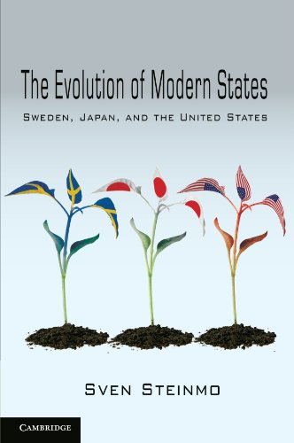 The Evolution of Modern States: Sweden, Japan, and the United States