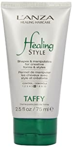 Healing Style Taffy Unisex Cream by L'Anza, 2.5 Ounce