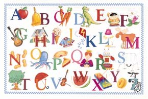 Cheap International Playthings Alphabet Floor Puzzle (B000TFKYZ2)