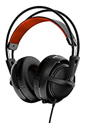SteelSeries Siberia 200 51133 Gaming Headset (Black)