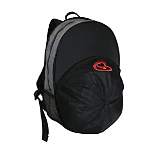 MLB Arizona Diamondbacks Heads Up Backpack, Black by Concept 1