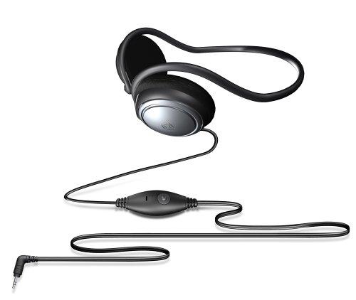 Sennheiser MM 30 Nackenbügel-Headset mit Rufannahmetaste 2,5 mm