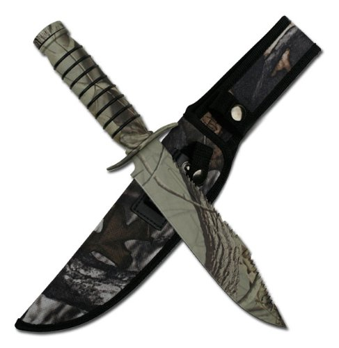 Master Cutlery 13.25-Inch Overall Survival knife