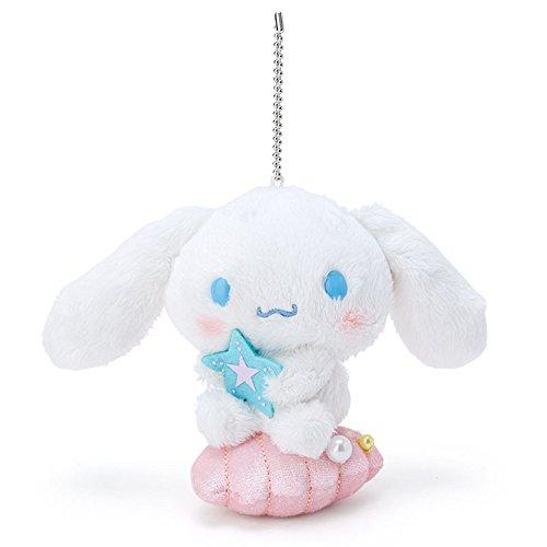 sanrio-cinnamoroll-mascot-holder-shell-from-japan-new
