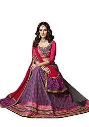 Fashion Storey Women Net Lehenga Choli