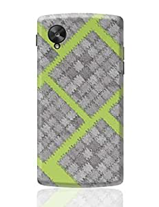 PosterGuy Google Nexus 5 Case Cover - Ripple Grids | Designed by: Wowtips