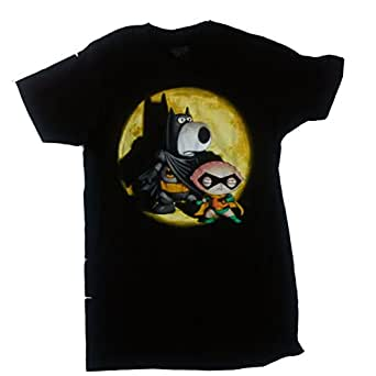 Family guy brian and stewie as batman and for Family guy t shirts amazon