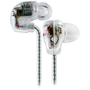 Shure E5c Sound Isolating Earphones (Discontinued by Manufacturer)