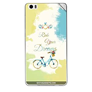 Skin4Gadgets Ride Your Dreams Phone Skin STICKER for XIAOMI REDMI NOTE PRO