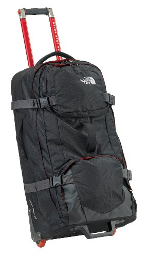 The North Face Longhaul Travelbag - TNF Black, Size 76