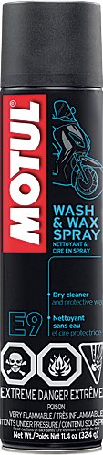 Motul 103258 Wash and Wax, 0.4 L