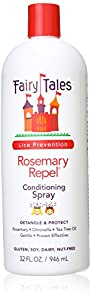 Fairy Tales Rosemary Repel Leave in Conditioning Spray Refill, 32 fl. oz.