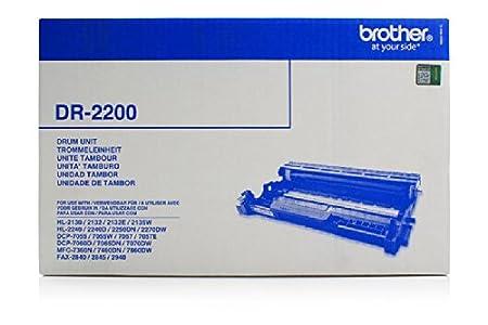 Brother DCP-7055 W - Original Brother DR-2200 - Tambour -
