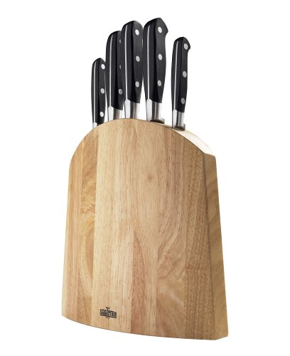 V Sabatier 5 Piece Knife Block Set