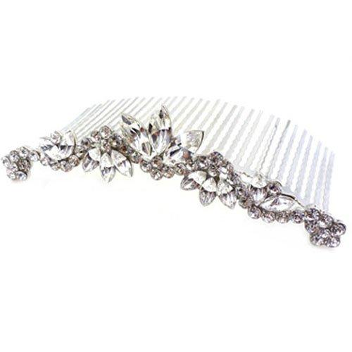 Accesorios-para-el-pelo-de-la-novia-tobogn-Tiara-peine-de-rotura-de-cristal-de-Swarovski
