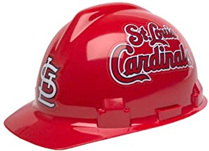 St. Louis Cardinals Hard Hat by Wincraft by WinCraft