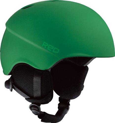 Herren Helm Red Hi Fi Helm