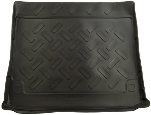 Husky Liners 25951 Black Custom Molded Rear Cargo Liner