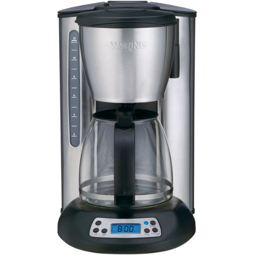 Waring Pro Coffee Maker 12 Cup Cms120Sa