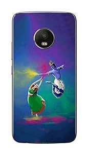 Motorola Moto G5 Plus Cover, Motorola Moto G5 Plus Case, Designer Printed Cover by Insane