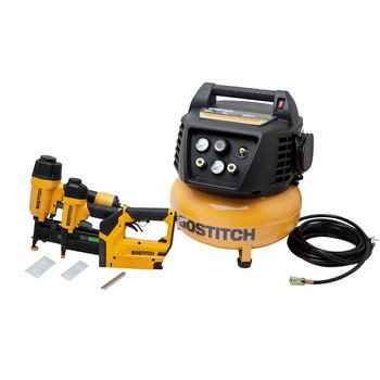 Review Of BOSTITCH BTFP72646 3-Tool Compressor Combo Kit