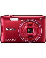 Nikon Coolpix S3700 Fotocamera digitale 20.48 megapixel