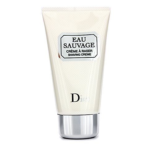 Dior - EAU SAUVAGE shaving cream 150 ml-mujer