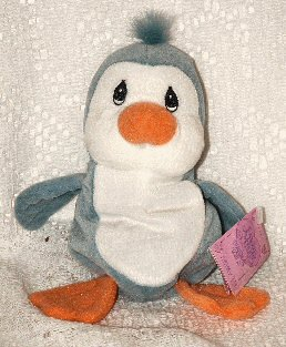 Tender Tails Penguin by Enesco Precious Moments - 1