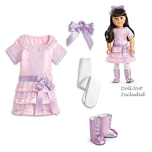 American Girl - Beforever Samantha - Samantha's Frilly Frock by American Girl - 1