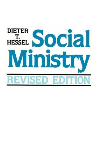 Social Ministry, DIETER T. HESSEL