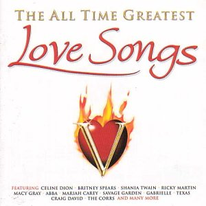 Greatest pop love songs