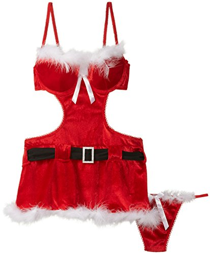Just Sexy Women's Santa Baby Apron