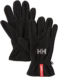 Helly Hansen Men's HH Fleece Glove - Black, X-Small