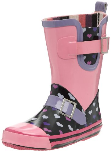 Be Only Botte Aimy, Stivali da pioggia ragazza, Rosa (Rose), 34