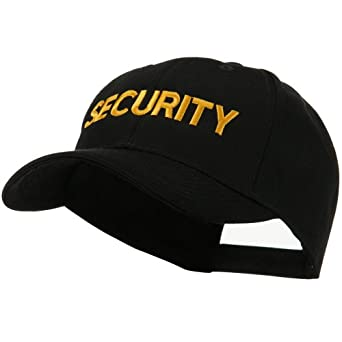 Embroidered Military Cap - Security OSFM