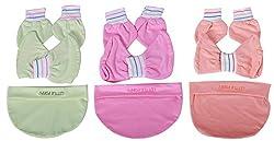 Jo Kids Wear Cap Booties and Mittens Set (3 -12 Months) (4025)