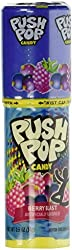 Push Pops Assorted - 24 pcs