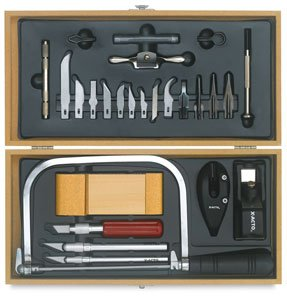 X-Acto Deluxe Hobby Tool Set - Deluxe Hobby Tool Set