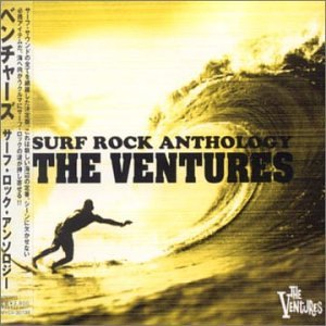 The Ventures - Surf Rock Anthology - Zortam Music